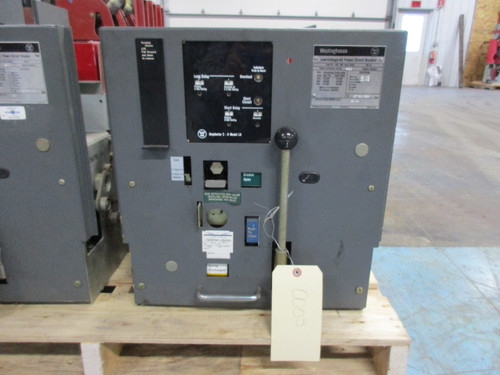 DS-206 Westinghouse 800A EO/DO 400A Cont. Current LS Air Circuit Breaker