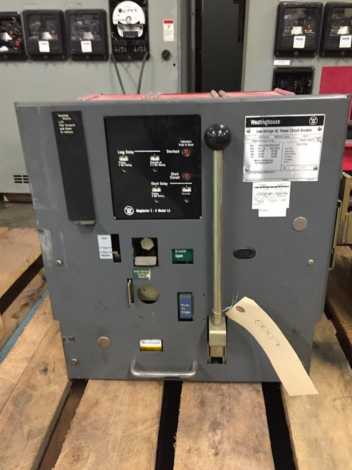 DS-416 Westinghouse 1600A MO/DO LS Air Circuit Breaker