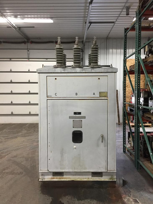 Square D Fluarc SF6 Substation (#135)