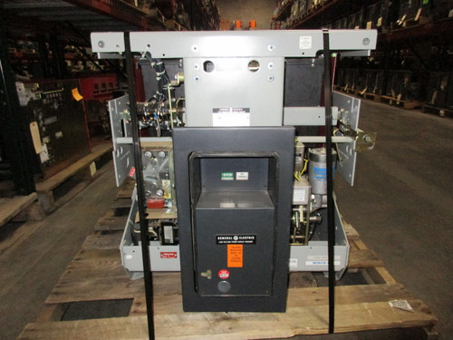 AKR-7F-75 GE 3200A EO/DO Air Circuit Breaker (No Trip)