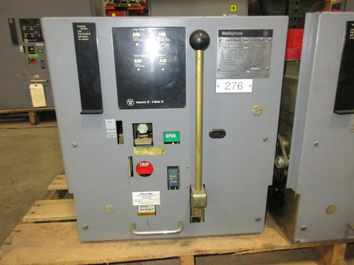 DS-416 Westinghouse 1600A MO/DO 800A Cont. Current LS Air Circuit Breaker