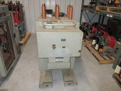 AM-13.8-250-2 GE Magne-Blast 1200A 15KV Air Circuit Breaker