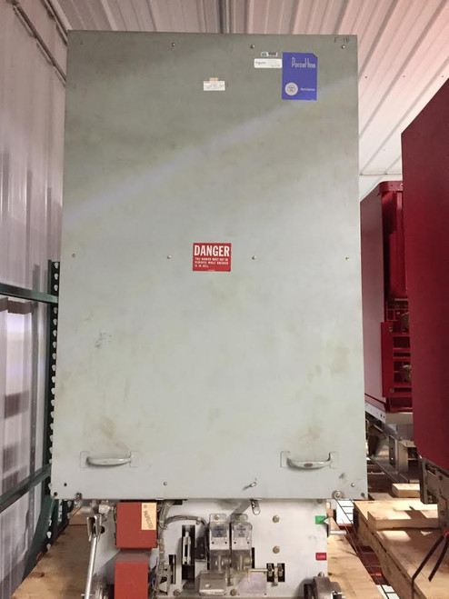 150 DHP 500 Westinghouse 1200A 15KV Air Circuit Breaker (190-250 AC Closing Volts)
