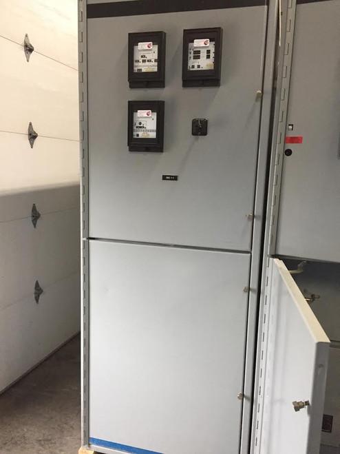 GE PowerVac 15KV Incoming Single Section Switchgear (#145)