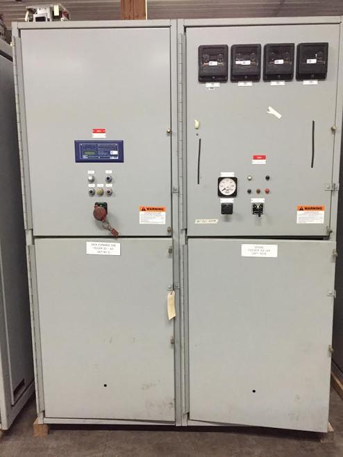 Westinghouse Type VCP 15KV 1200A Switchgear (#150)