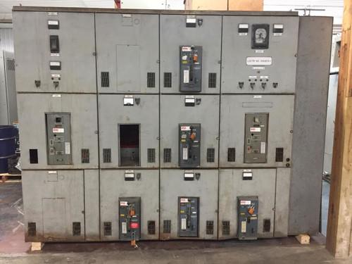 Allis-Chalmers 480V LA Switchgear (#151)