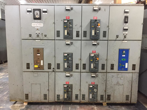 Allis-Chalmers 480V LA Switchgear (#156)