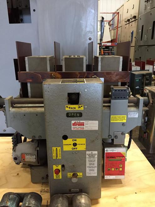 LA-3000 Allis-Chalmers 3000A EO/DO LSIG Air Circuit Breaker W/AC-PRO