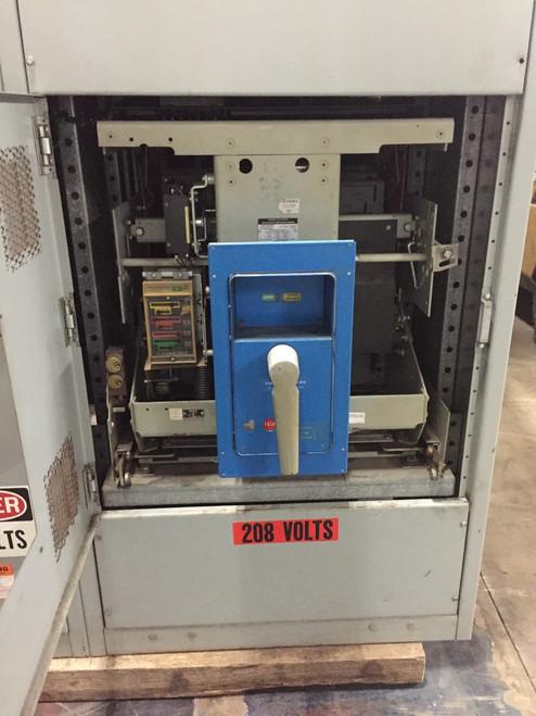 AKR-5B-75 GE 3200A MO/DO LSIG Air Circuit Breaker