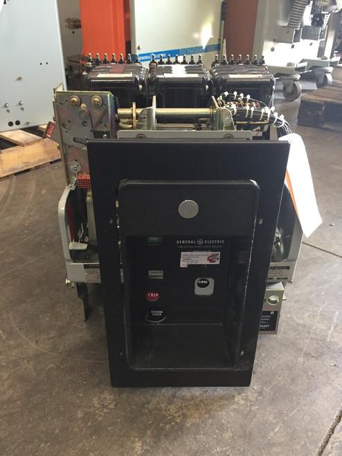 AKRU-10D-50 GE 1600A EO/DO 2500A Fuses Air Circuit Breaker (No Trip Unit)