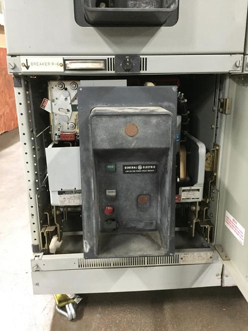 AKR-7D-50H GE 1600A EO/DO Air Circuit Breaker (No Trip Unit)