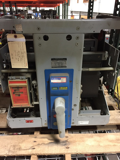 AKR-4C-75 GE 3200A MO/DO LS Air Circuit Breaker