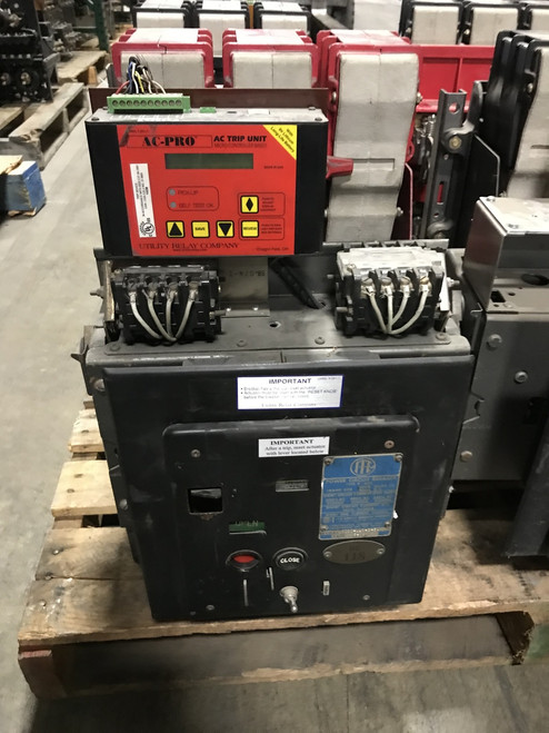K-600 ITE Red 600A EO/DO LSIG Air Circuit Breaker W/AC-PRO