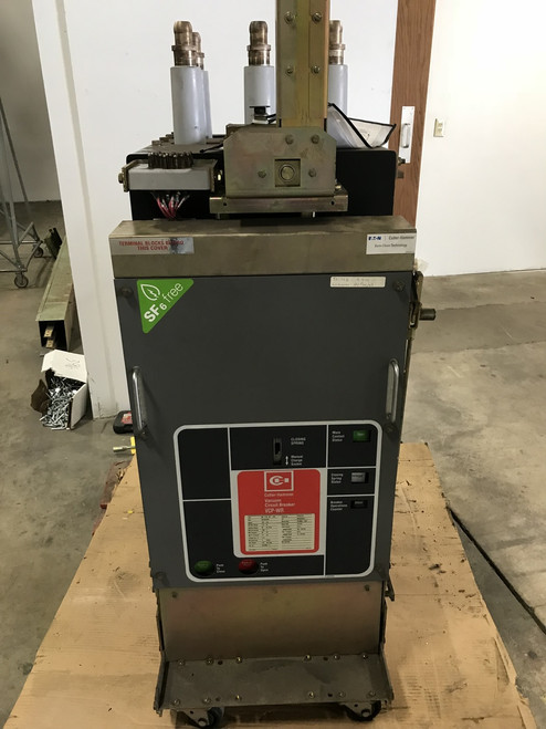AM-4.16-VR350 Cutler-Hammer 4.76KV 1200A Vacuum Replacement