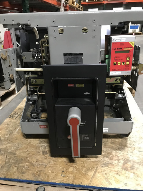 AKR-7F-100 GE 4000A MO/DO LSIG Air Circuit Breaker W/AC-PRO