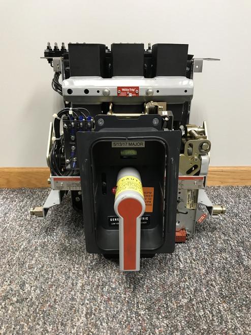 AKR-7D-30S GE 800A MO/DO Air Circuit Breaker (No Trip Unit)