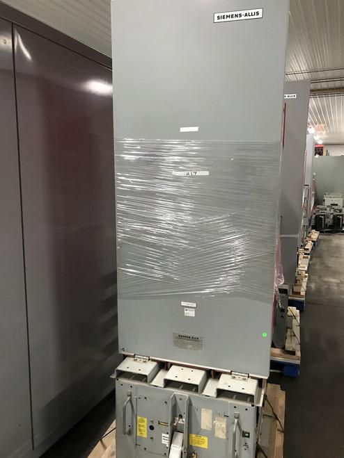 FC-1000B Siemens-Allis 2000A 15KV Air Circuit Breaker