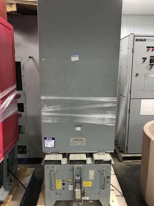 FC-1000B Siemens-Allis 3000A 15KV Air Circuit Breaker