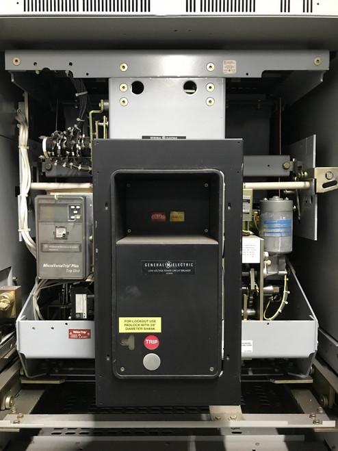 AKR-10D-75 GE 3200A EO/DO LS Air Circuit Breaker