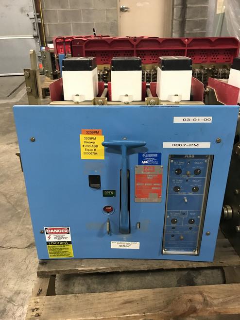 MB-8 ABB 800A MO/DO LSI Air Circuit Breaker