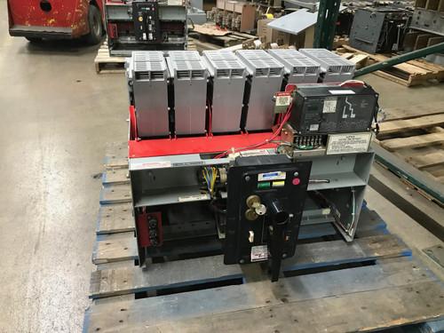 75HL-3 Federal Pioneer 3000A MO/DO 3000A Fuses LSG Air Circuit Breaker