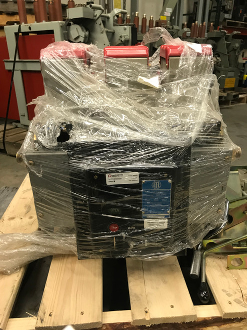 K-1600 ITE Red 1600A EO/DO LS Air Circuit Breaker