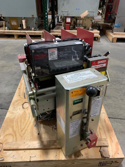 LAF-800 Siemens-Allis 800A MO/DO 1000A Fuses LSIG Air Circuit Breaker