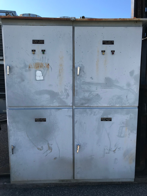 Westinghouse 15KV VCP-W 1200A Outdoor Switchgear (#190)