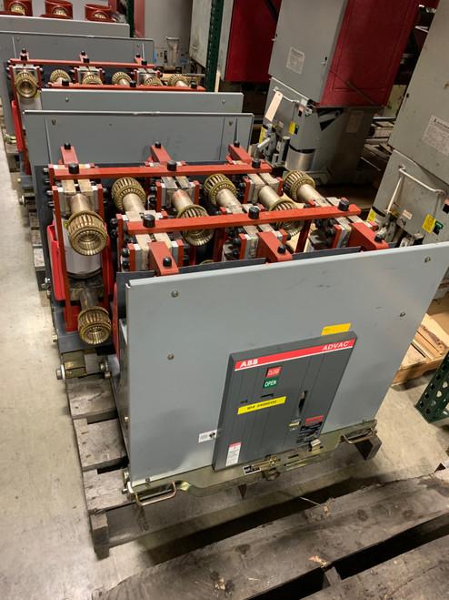 ABB ADVAC AA221777XX0000P 5KV 1200A Vacuum Circuit Breaker