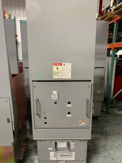 15-FSV-1000B-77 Siemens 1200A 15KV Vacuum Retrofit