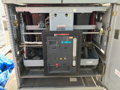 WPX-50 GE WavePro 5000A MO/DO LSG Air Circuit Breaker