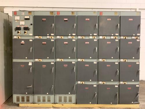 Westinghouse DS 480/277V Switchgear (#193)