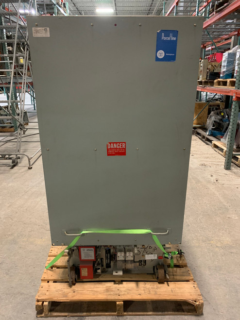 150 DHP 750 Westinghouse 2000A 15KV Air Circuit Breaker