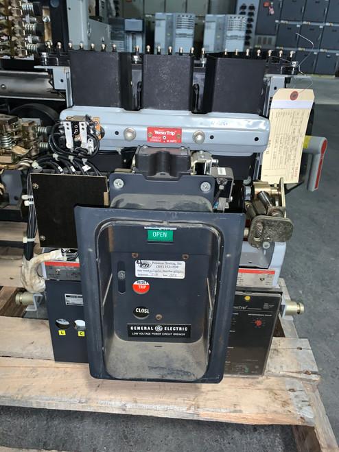 AKRU-7D-30S GE 800A EO/DO 400A Fuses LSI Air Circuit Breaker