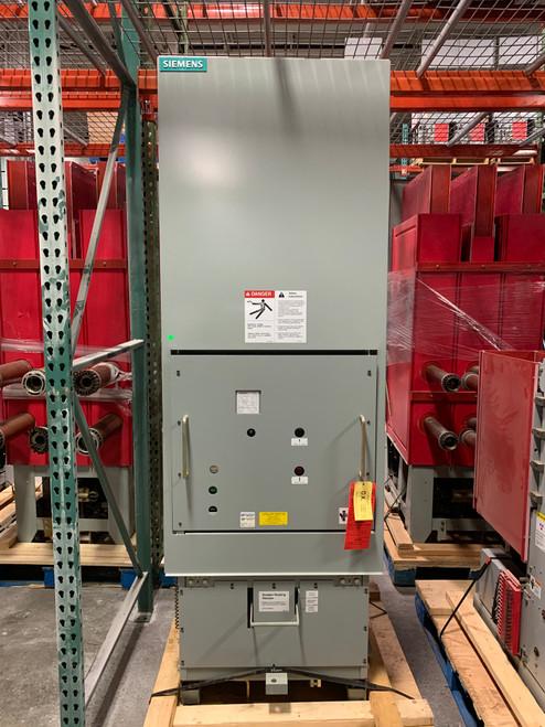 15-FSV-1000B-2000-77 Siemens 2000A 15KV Vacuum Retrofit