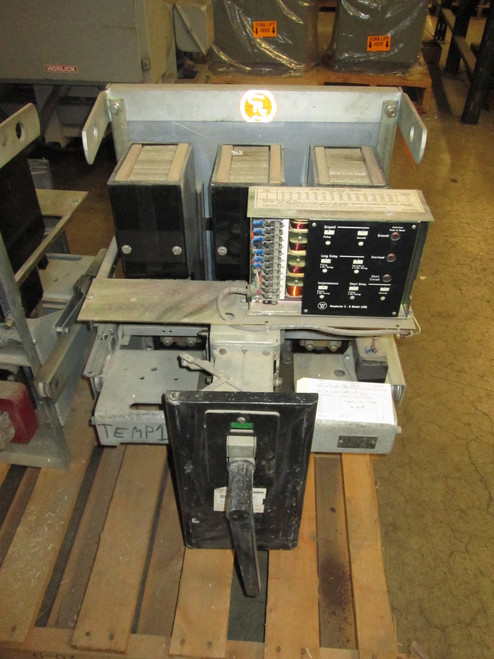 DB-50 Westinghouse 1600A MO/DO LSIG Air Circuit Breaker