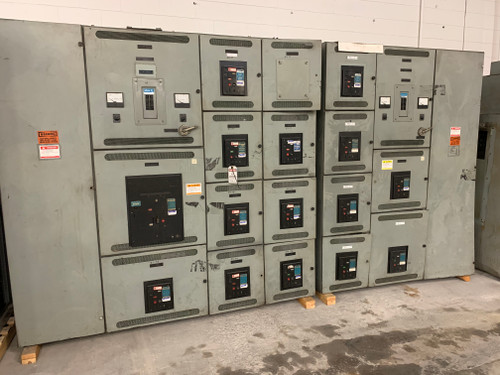 ITE K-Line 480V Main Switchgear Lineup (#196)