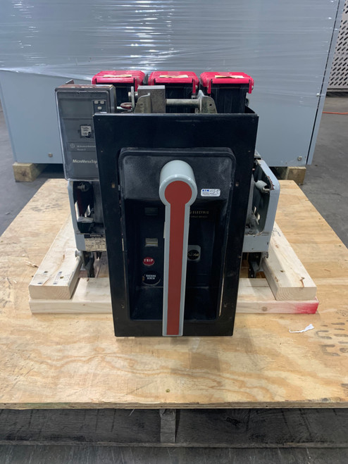 AKRT-10D-50H GE 2000A MO/DO LSI Air Circuit Breaker