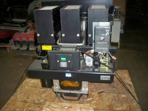 DB-75 Westinghouse 3000A EO/DO LI Air Circuit Breaker