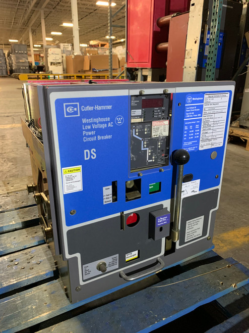 DS420 Westinghouse 2000A EO/DO LSI Air Circuit Breaker