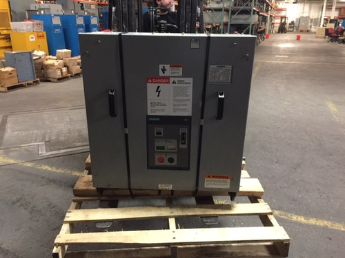 5-GMI-350-1200-78 Siemens 1200A 5KV Vacuum Circuit Breaker