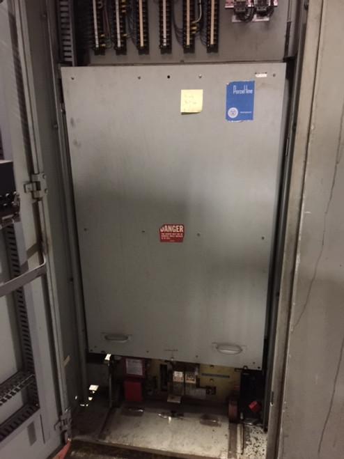 Westinghouse DHP 7.5KV 1200A Single Section Switchgear (#213)