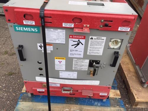 Siemens GMSG-EO Type A 1200/2000/3000A 15KV Ground & Test Unit