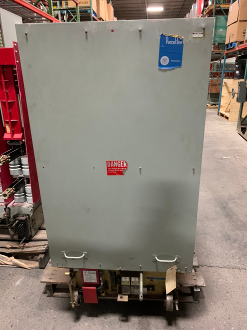 75 DHP 500 Westinghouse 1200A 7.5KV Air Circuit Breaker (Parts Breaker)