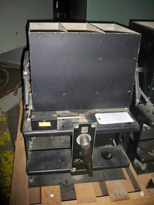DMB-50 Federal Noark 1600A MO/DO LI Air Circuit Breaker