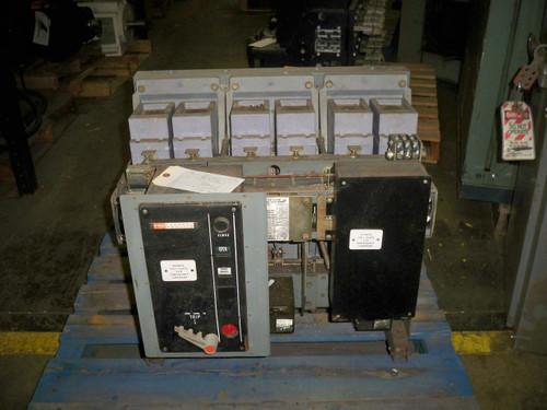 FP-75 Federal Pacific 3000A EO/FM LI Air Circuit Breaker