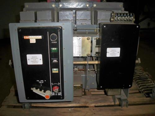 FP-75 Federal Pacific 3000A EO/DO LI Air Circuit Breaker