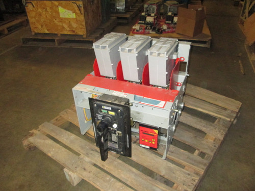 50H-3 Federal Pioneer 2000 Amp MO/DO LSIG Air Circuit Breaker W/AC-PRO