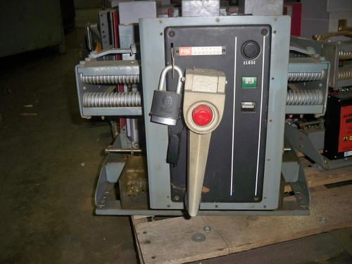 FP-50 Federal Pacific 2000A MO/FM LI Air Circuit Breaker