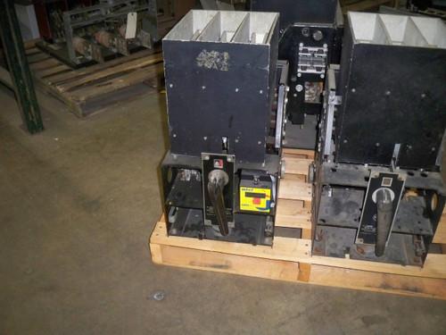 DMP-25 Federal Noark 600A MO/DO LSIG Air Circuit Breaker